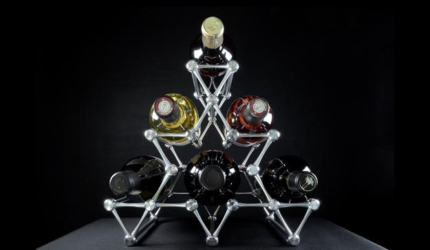 Le porte à bouteille de vin, un produit révolutionnaire